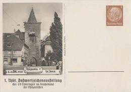 DR Privat-Ganzsache Minr. PP122 C31 Postfrisch - Deutschland