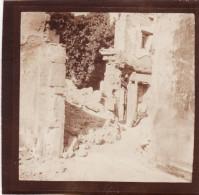 Photo 14-18 APREMONT-LA-FORET (Près Saint-Mihiel) - Soldat Allemand Au Château (A116, Ww1, Wk 1) - Photography