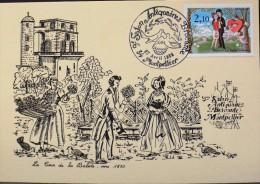 FRANCE 1985 - 9e Salon Antiquaires Brocanteurs - Monpellier 27 Avril 1985 - Parfait Etat -. - Fiere