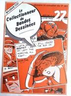 LE COLLECTIONNEUR DE BANDES DESSINEES CBD N° 27 1981 PIERROT GAVROCHE La SAETL - Autre Magazines