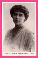 Carte Photo - H.M. Queen MArie Of Rumania - Photo RITA MARTIN - J. BEAGLES & Co LTD - Royal Families