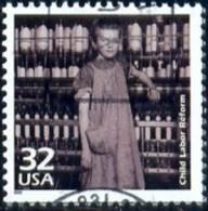 Child Labor Reform, United States Stamp SC#3183o Used - Etats-Unis