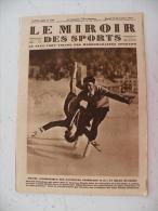 Le Miroir Des Sports N° 406 - 27.12.1927 Vélo/Ruby/Football/Athlétisme/Boxe,autre Sports Même Mécanique - Boeken, Tijdschriften, Stripverhalen