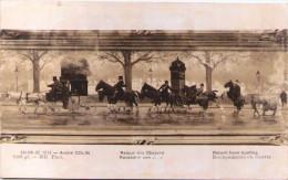 Salon De 1912 - André COLIN - Retour Des Chasses - Chasse