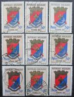 MADAGASCAR N°439 X 8 Oblitéré - Stamps