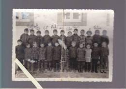Enseignement - Photo de classe - Photographe Bourdon  Plozevet Finistere - Mauvais �tat