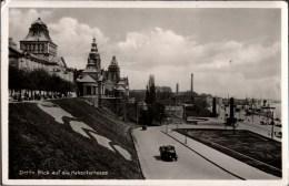 ! Maschinenwerbestempel Leipziger Messe, Stettin, 1937 - Pommern