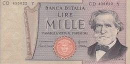 Billet Italie 1000 Lires De 1981 - 1000 Lire