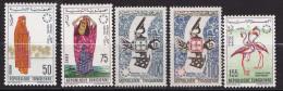TUNISIE  N�611 � 615  NEUF** LUXE / MNH