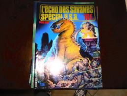 L´ECHO DES SAVANES HORS SERIE SPECIAL USA N°20 - L'Echo Des Savanes