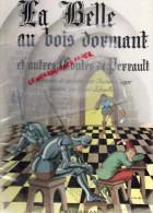 BD  - LA BELLE AU BOIS DORMANT ET AUTRES CONTES DE PERRAULT- JEANNE CAPPE -ILLUSTRATEUR HENRI SCHAEFFER- CASTERMAN 1947 - Livres, BD, Revues