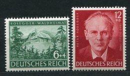 Deutsches Reich Nr.855/6       **  Mint       (2726) - Unused Stamps