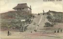 Koksijde - Coxyde (St-Idesbald) - Les Dunes - Carte En Couleur - Circulé: 1911. - Koksijde