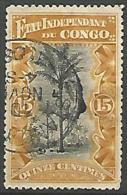 CONGO BELGE N� 20 OBL