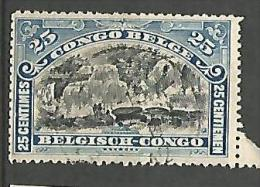 CONGO BELGE N� 57 OBL