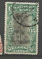CONGO BELGE N� 66 OBL