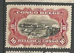 CONGO BELGE N� 65 OBL