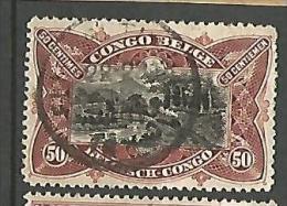 CONGO BELGE N� 69 OBL
