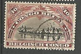 CONGO BELGE N� 68 OBL