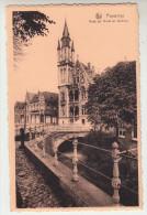 Poperinge, Poperinghe, Hoek Der Markt En Stadhuis (pk22532) - Poperinge