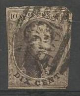 Belgique - Médaillons N°10(1) Obl. P190 HAVELANGES