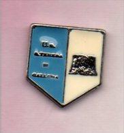 Pq1 U.S. Atletica Gallura Distintivi FootBall Pins Soccer Olbia - Tempio Spilla Italy - Calcio