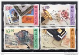 China Chine : (50) 1992 Hong Kong - Collection De Timbres SG718/21** - 1997-... Région Administrative Chinoise