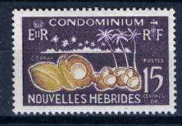 1963 -  VANUATU - NEUE HEBRIDEN - Mi. Nr. 200 - NH -  - (FA29082015...) - Vanuatu (1980-...)