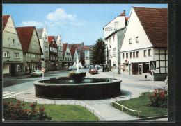 AK Steinheim, Kump Und Marktstrasse - Steinheim