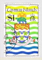 CAYMAN  ISLANDS  344    (o)     ARMS  Wmk. 314  Sideways - Cayman Islands