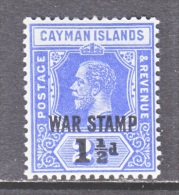 CAYMAN  ISLANDS  M R 4   * - Cayman Islands