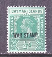 CAYMAN  ISLANDS  M R 5   * - Cayman Islands