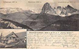 Bg18886  Raschotzerhaus Sektion Groden     Austria - Autriche