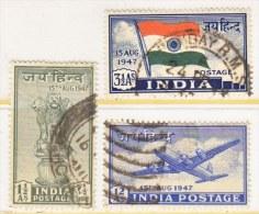 INDIA  200-2   (o)   INDEPENDENCE - 1947-49 Dominion
