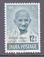 INDIA  205   (o)   GANDHI - 1947-49 Dominion