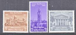 INDIA  295-7    *   EDUCATION - 1950-59 Republic