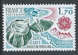 1979 FRANCIA EUROPA 1,70 F MNH ** - G17 - France