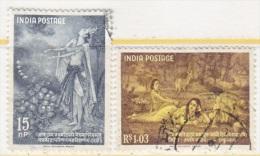 INDIA  329-30    (o) - 1950-59 Republic