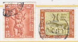 INDIA  348-9    (o)  ARCHAEOLOGICAL  SURVEY - India