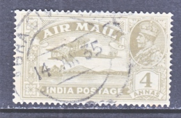 INDIA  C 3   (o) - 1911-35 King George V