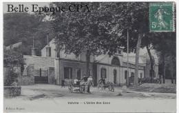 77 - Vulaines-sur-Seine / VALVINS - L´Usine Des Eaux +++ Édition Bignon ++++++ Vers Puteaux, 1907 ++++ RARE - Altri Comuni