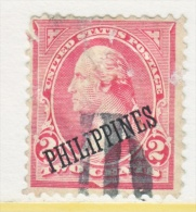 U.S.  PHILIPPINES   214 D   Fault   (o) - Philippines