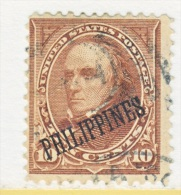U.S.  PHILIPPINES   217   Type  I   (o) - Philippines