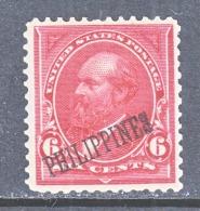 U.S.  PHILIPPINES   221   * - Philippines