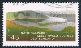 2011  Naturpark Kellerwald-Edersee - Oblitérés