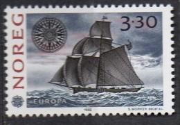 PIA - NORVEGIA - 1992 : Europa -  (Yv  1053-54) - Nuovi