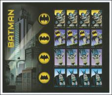 U.S. 2014.Scott #4928-4935. BATMAN IS A FICTIONAL SUPERHERO OWNED BY DC COMICS. Neuf, MNH (**) - Nuovi