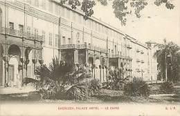 Réf : D-15-4897 : EGYPTE  LE CAIRE HOTEL PALACE  GHERIZEH - El Cairo