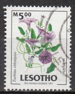 Lesotho    Scott No  1165    Used     Year   1998 - Lesotho (1966-...)