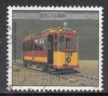 Latvia    Scott No   488    Used      Year   1999 - Lettland